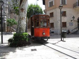 Tranvía Soller Mallorca