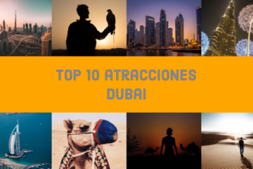 Top 10 atracciones Dubai