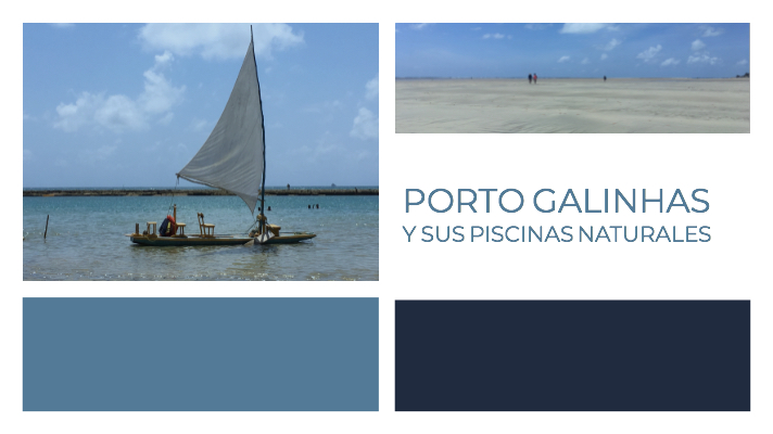 Porto Galinhas y sus piscinas naturales