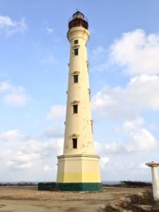 Faro de California Aruba