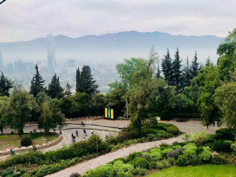 Parque Metropolitano Santiago de Chile