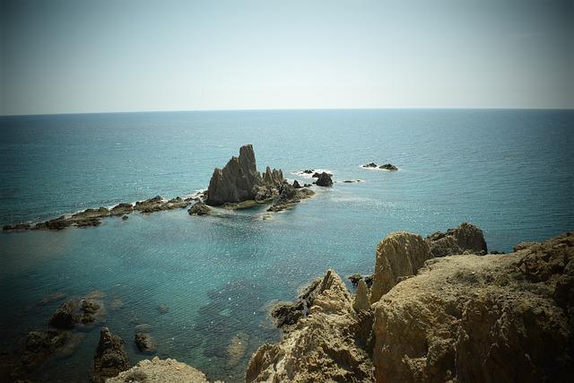 Cabo de Gatar Arrecife Almeria