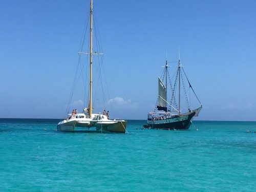 15 fotos Aruba navegar