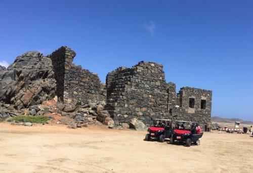 15 fotos Aruba ruinas oro