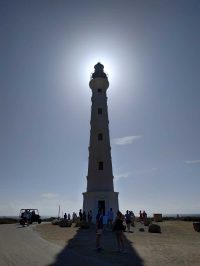 Aruba faro California Lighthouse