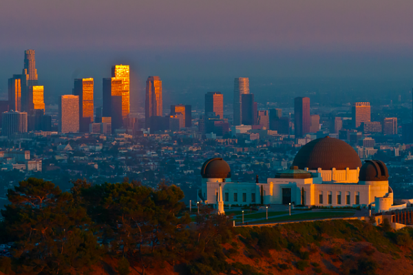 California Los Angeles Observatorio Griffith