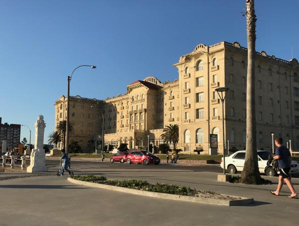 Hotel Argentino Piriapolis