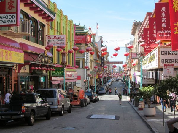 Barrio Chino San Francisco