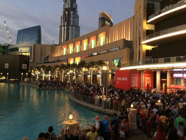 Dubai Mall febrero 2016