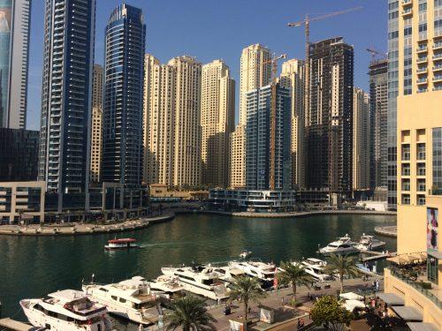 Top 10 atracciones Dubai Marina