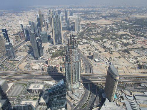Mirador Burj Khalifa
