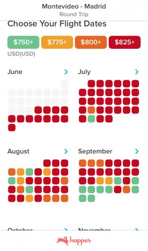 App para viajeros ¿Cómo comprar vuelos baratos?